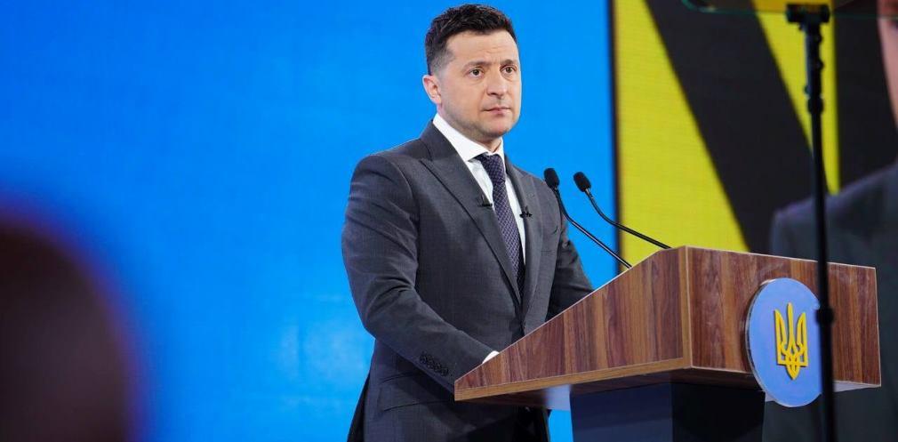 Володимир Зеленський: Україна не хоче війни, але для миру повинна мати сильну й боєздатну армію