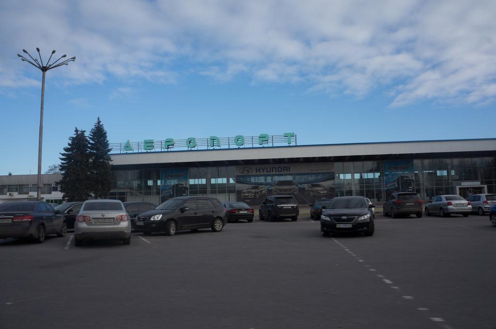 Будівництво аеропорту у Дніпрі йде за планом