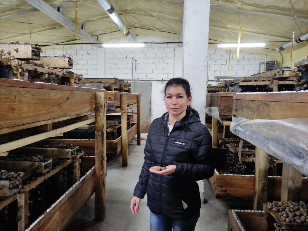 Делікатеси в ЄС, зелений туризм та COVID-19: історія сімейної равликової ферми з Дніпропетровщини