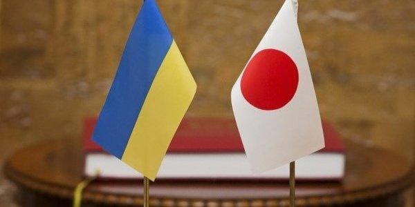 Японія надасть Україні 4,5 млн доларів на відновлення сходу