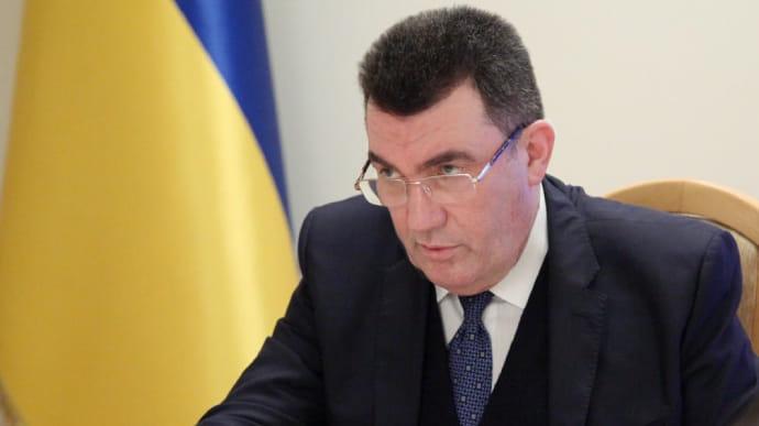 РНБО ввела санкції проти олігархів Фукса і Фірташа – Данілов