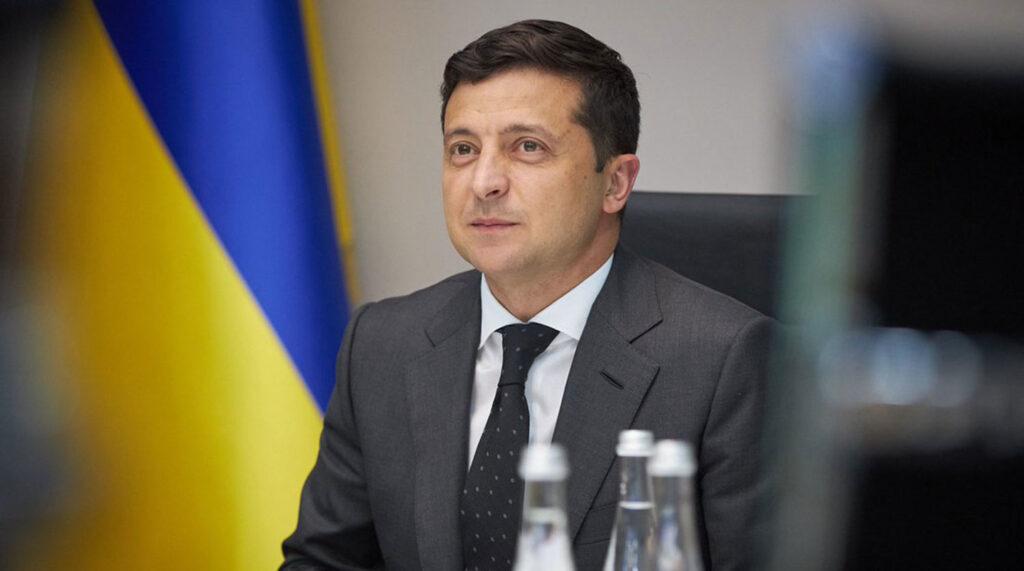 Володимир Зеленський затвердив стратегію розвитку системи правосуддя до 2023 року