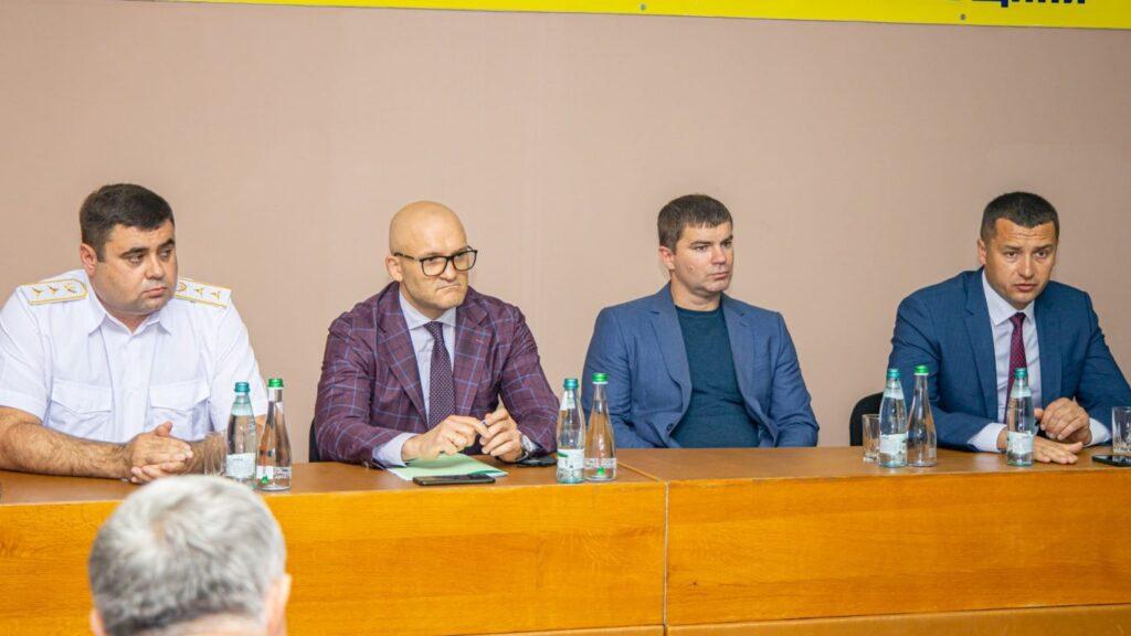 На Дніпропетровщині призначили нового керівника лісгоспу області