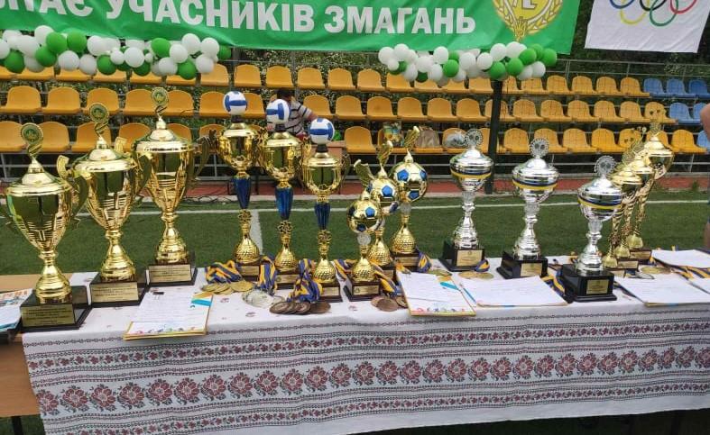 Нивотрудівська громада Дніпропетровщини здобула друге місце серед найспортивніших в Україні