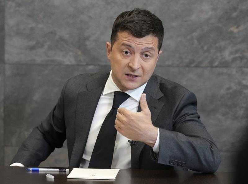 Зеленський не вірить у результативність зустрічі Байдена з Путіним