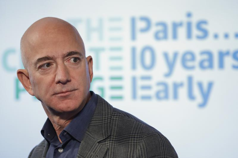 Засновник Amazon займеться космічним туризмом
