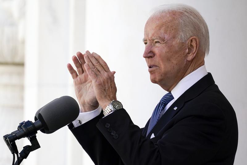 Президент США Байден візьме участь в поминанні чорношкірих, загиблих у Талсі 100 років тому