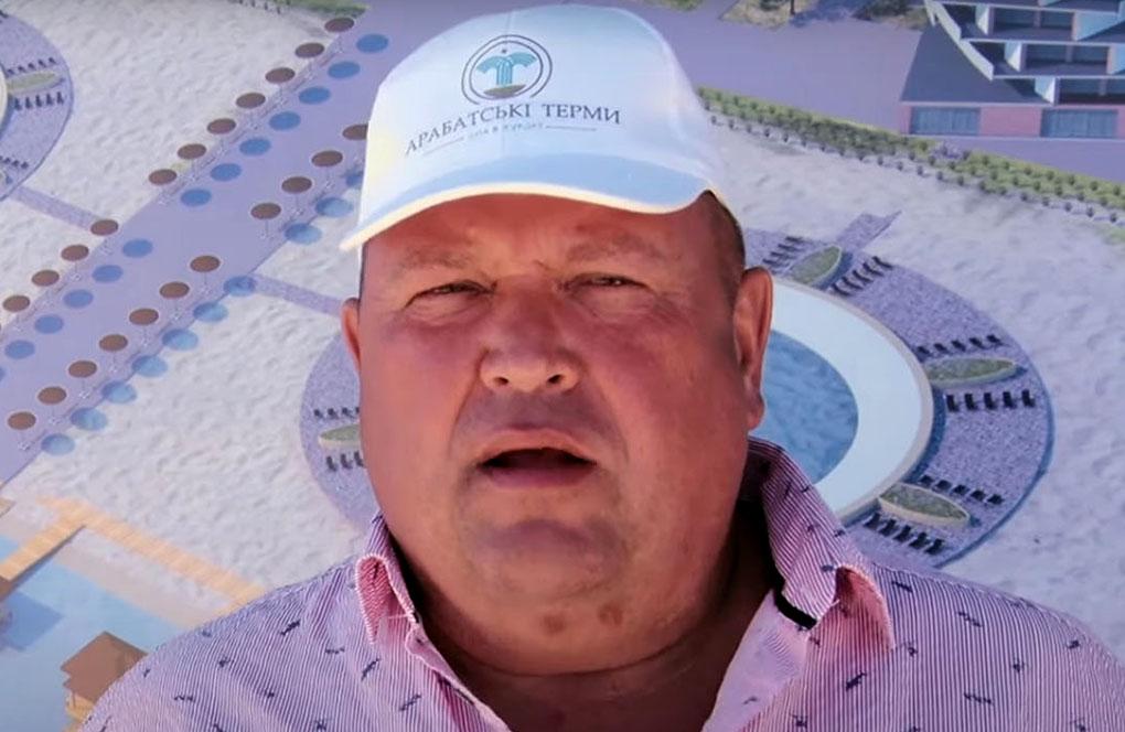 Фінансист кілерів громадянина РФ зайнявся обілєчуванням курортників на кордоні з окупованим Кримом