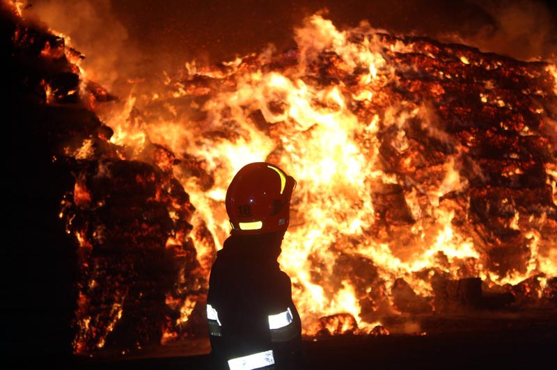 Де та як ліквідували пожежі надзвичайники Дніпропетровщини 23-24 червня? (фото/відео)