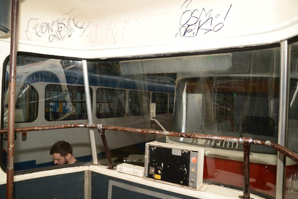 У Дніпрі вандали завдали 8 млн грн збитків транспорту