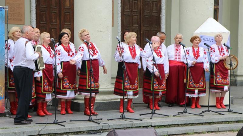 У Дніпрі відбувся концерт всеукраїнського фестивалю-конкурсу «Музичне сузір'я України»