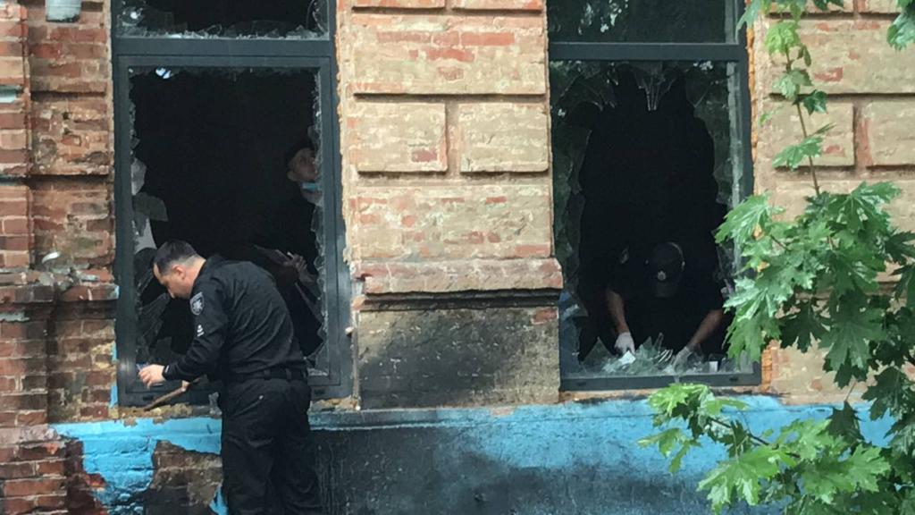 У центрі Дніпра стався вибух: що відомо?