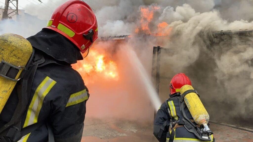Кого та як рятували надзвичайники Дніпропетровщини від вогню 13-14 липня?