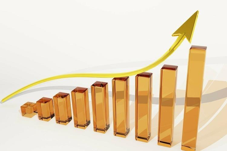 Зростання в базових галузях економіки України сповільнилося у чотири рази