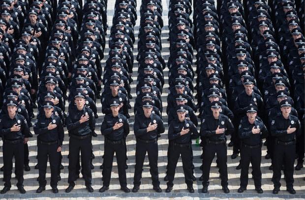 Поступити на службу в поліцію можна через Систему відбору кадрів Національної поліції України