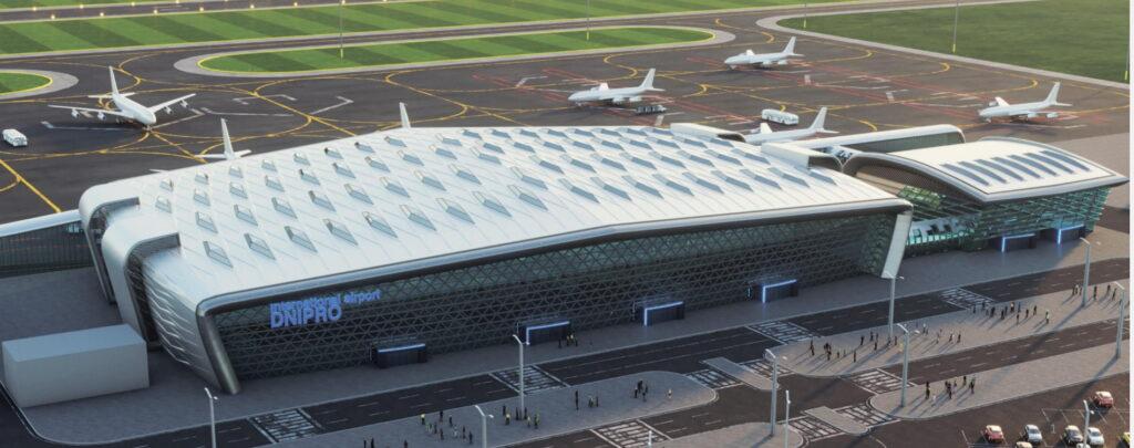 АМКУ дозволив Мінінфраструктури фінансувати будівництво злітної смуги аеропорту «Дніпро»