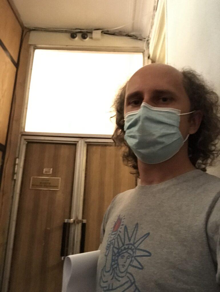 Дніпровський активіст виграв річний суд з незаконого штрафу за паркування
