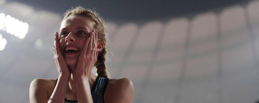 Українська стрибунка у висоту Магучіх встановила найкращий результат сезону у світі: відео