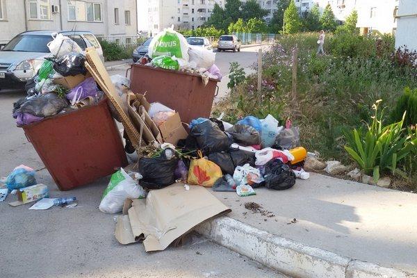"""За інформацією """"Екології Д"""", дніпряни за два роки стали викидати у 5 разів більше сміття"""