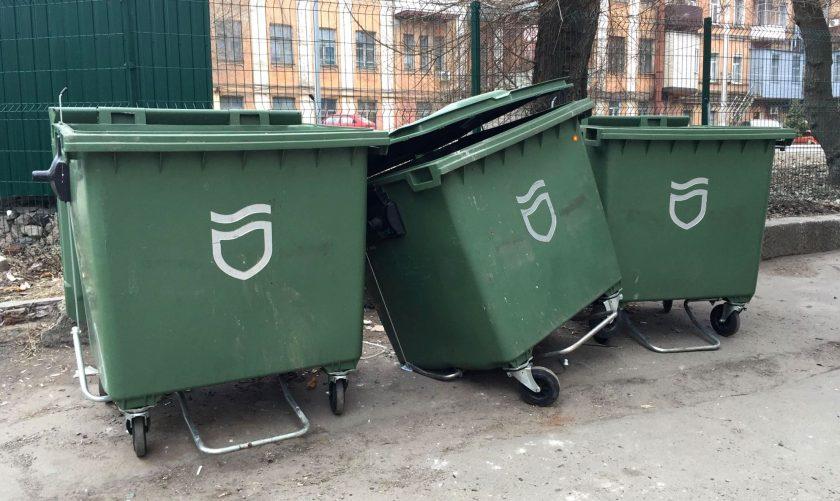 Як брати Дубінські сміття прибирають