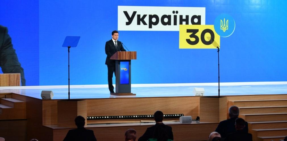 Президент: Формування сильного «зовнішнього фронту» України – завдання кожного дипломата
