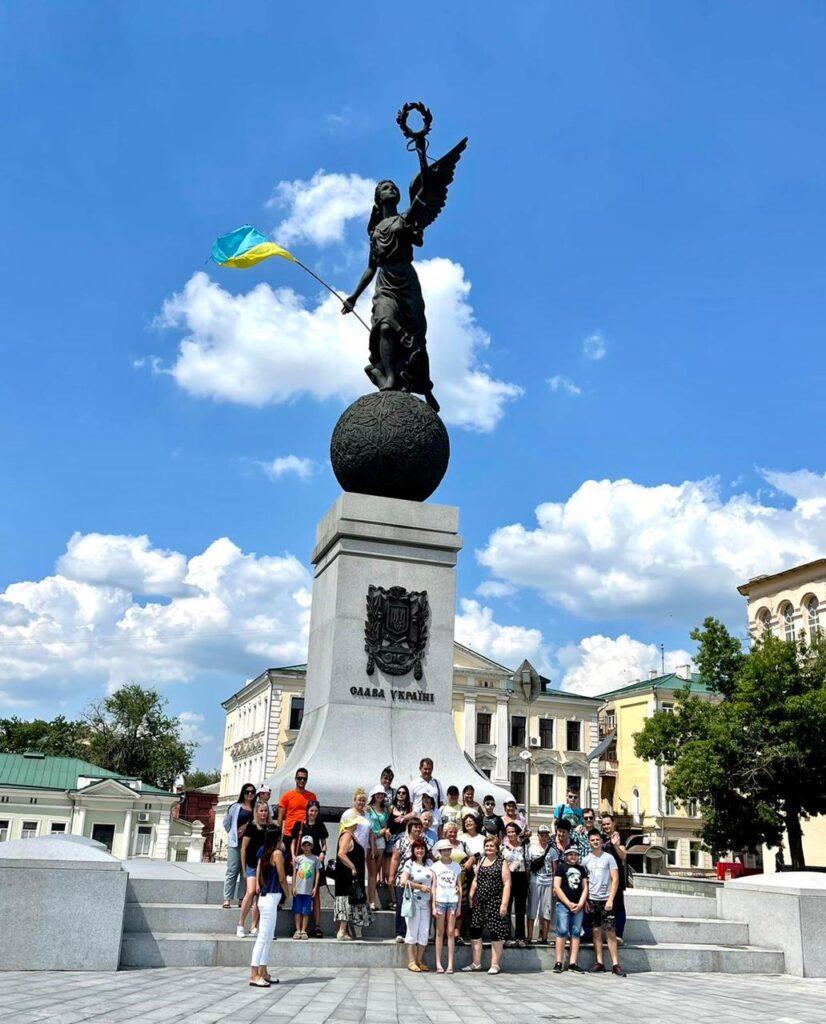 Жителям Новомосковська сподобалась екскурсія до Харкова (фото)