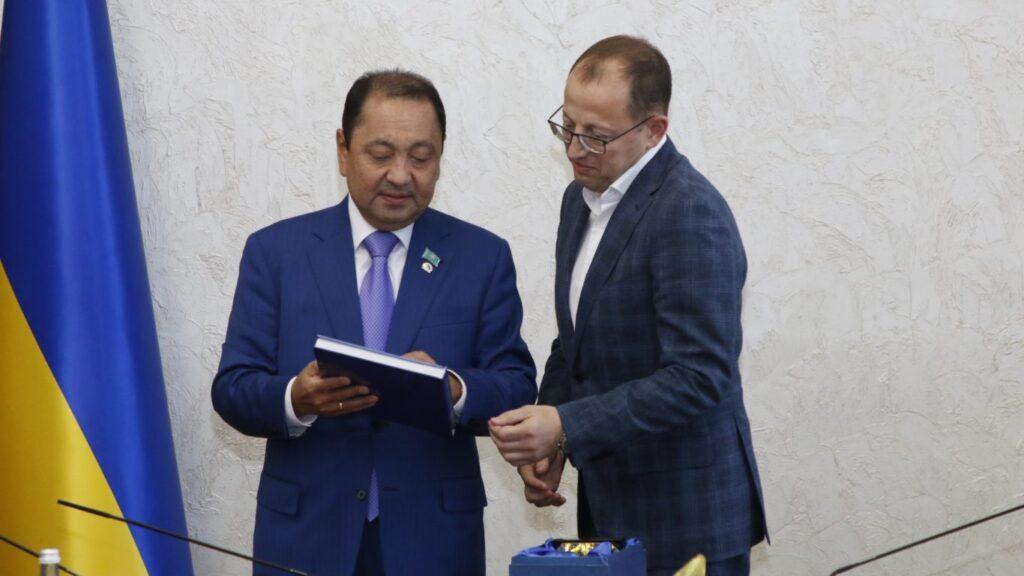 Дніпропетровщина та Казахстан посилили співпрацю