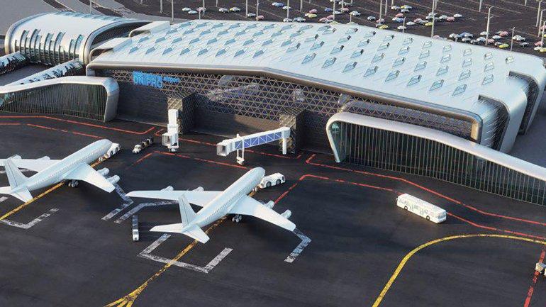 Мінінфраструктури оголосило повторний тендер на будівництво аеропорту в Дніпрі