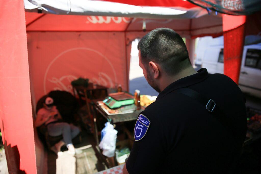 У підприємців Дніпра перевірили наявність документів про вивіз сміття