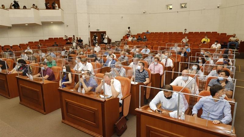 Які рішення прийняли на 9-й сесії міськради Дніпра?