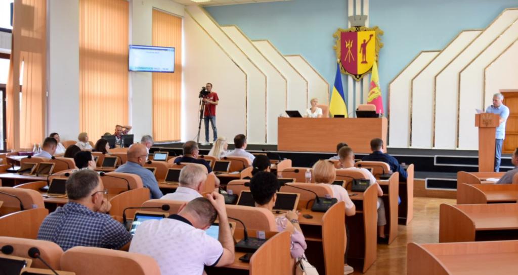Міська рада Кам'янського вкотре звернулась до обласної влади щодо фінансування реконструкції 20-ї школи