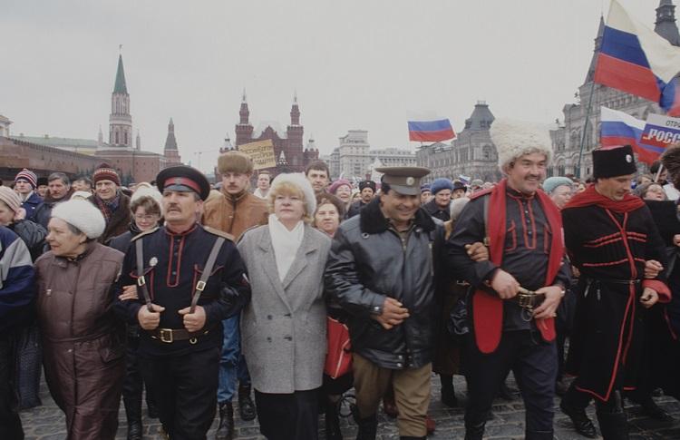 """Річард Пайпс про """"дуванізацію"""" Росії"""