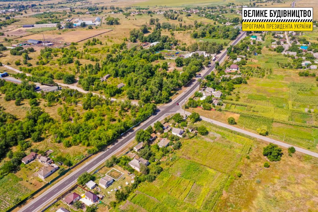 На Дніпропетровщині завершили капремонт дороги Партизанське-Лобойківка