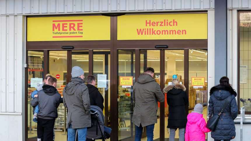 На Дніпропетровщині відкрилися магазини російської мережі Mere, не дивлячись на заборону РНБО