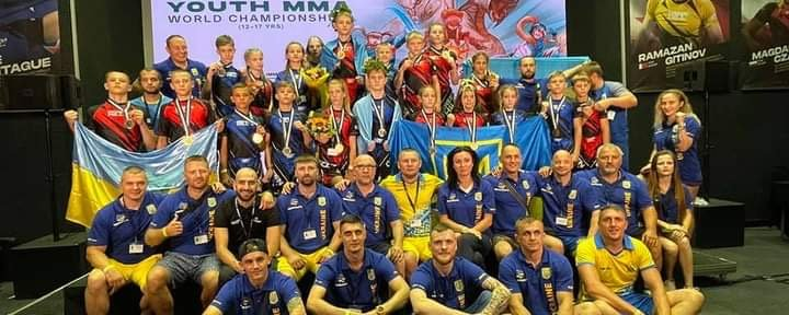 Спортсмени з Дніпра на чемпіонаті світу з ММА отримали призові місця