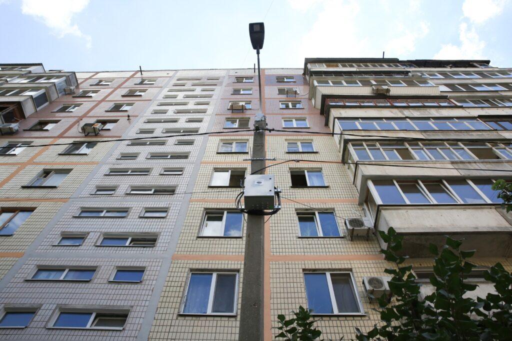У дворах багатоповерхівок Дніпра встановлять камери відеоспостереження
