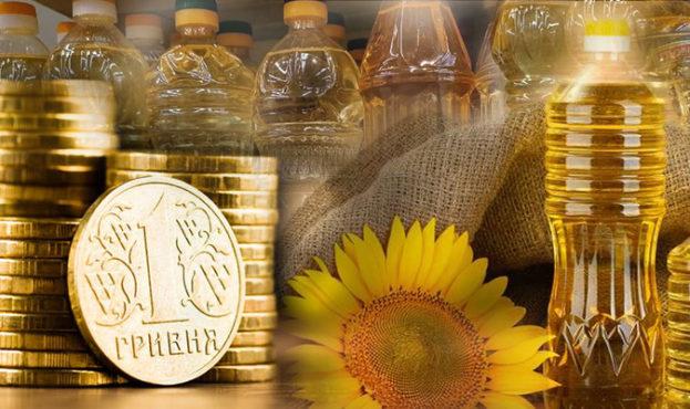 В Україні соняшникова олія здорожчає до 100 грн за літр