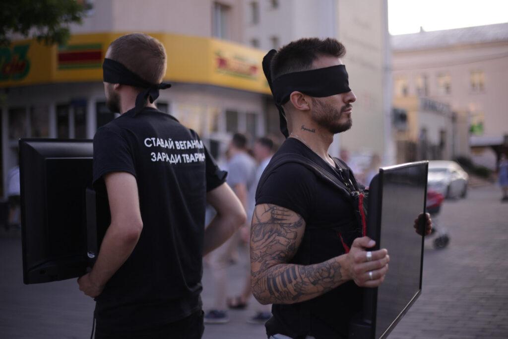 Всеукраїнський веган-тур відвідає Дніпро