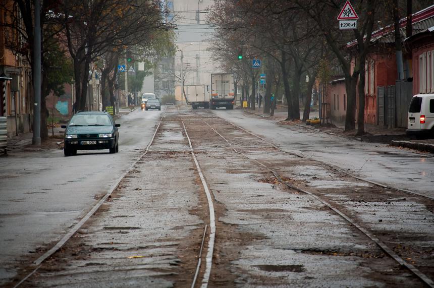 """ТОВ """"Дніпромонтаж"""" виграло черговий тендер на ремонт трамвайних колій вартістю 158 млн гривень"""