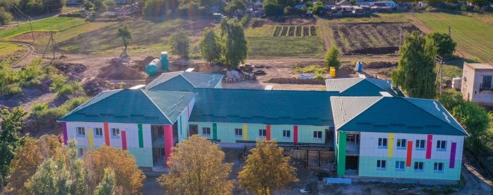 В одному з сіл Дніпропетровщини якісно відремонтували дитсадок