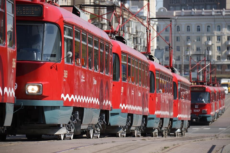 У департаменті транспорту Дніпра радіють вживаним трамваям з Германії