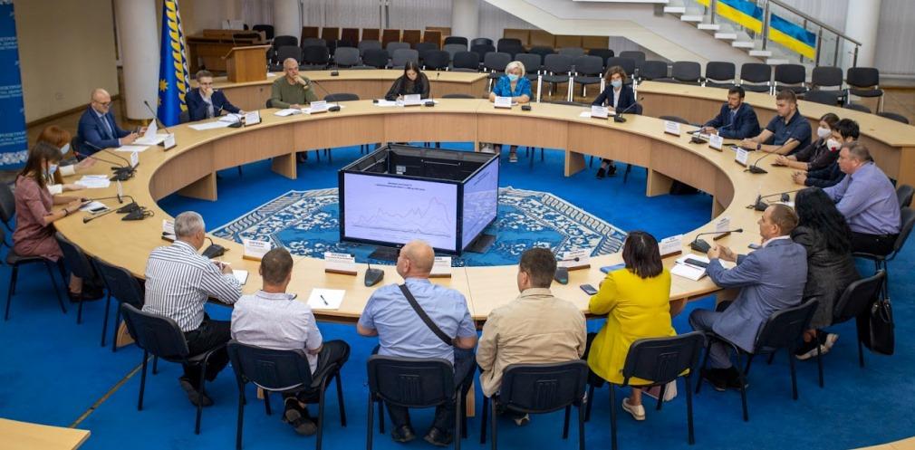 Конкурси проєктів, патріотичне виховання та плани на рік: у ДніпроОДА вперше зустрілися учасники Координаційної ради