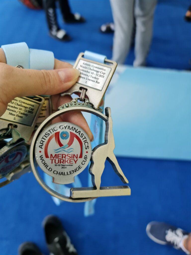 Дніпровські спортсмени виборюють призові місця на чемпіонатах Європи та світу